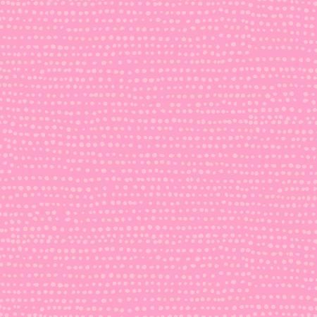 Moonscape Flannel - Flamingo