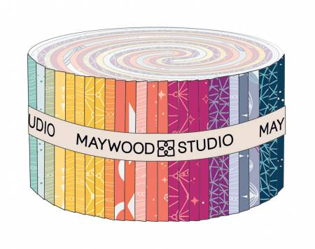 2.5 Fabric Strips Moongate