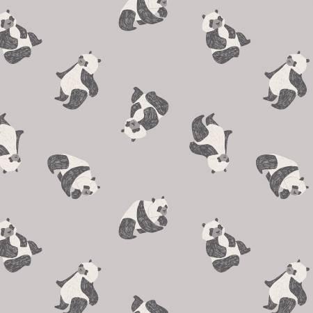 DEARS- Pandas Fog Grey