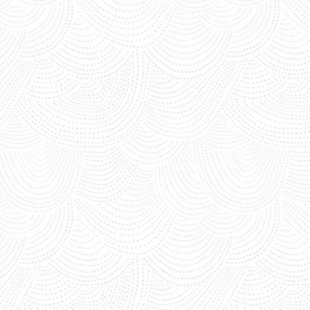 Porcelain Scallop Dot