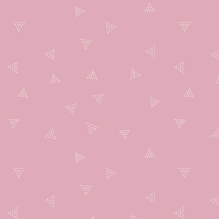 Dear Stella Lilac Triangle Dot