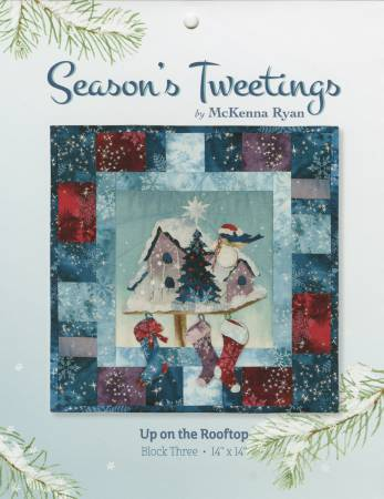 Season's Tweetings Up on the Rooftop
