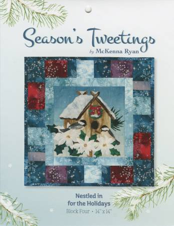 Season's Tweetings Nestled in for the Holidays
