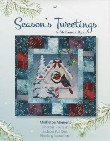 Season's Tweetings Mistletoe
