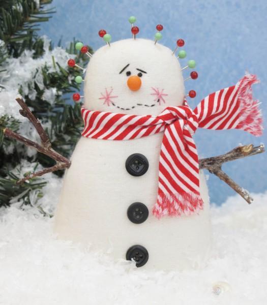 Stuck In the Snow Mini Pattern