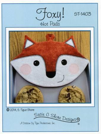 Foxy Hot Pads