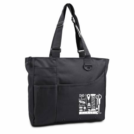 Do What You Love Tote Black