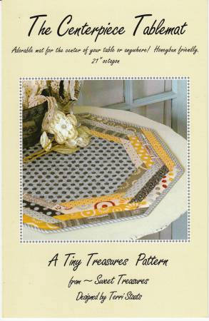 Centerpiece Table Mat Pattern