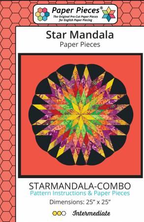 Star Mandala Pattern and Piece Pack