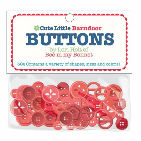 Cute Little Buttons Barndoor Assortment