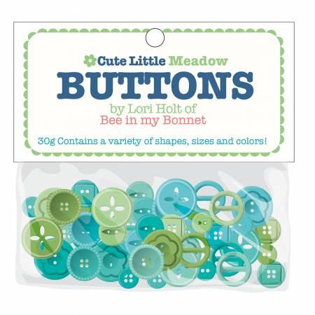 Cute Little Buttons Meadow Assortment