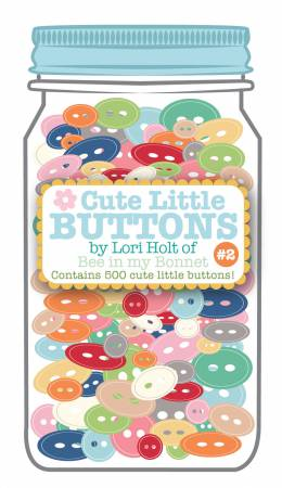 Lori Button Jar 2