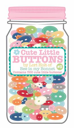 Lori Button Jar 3