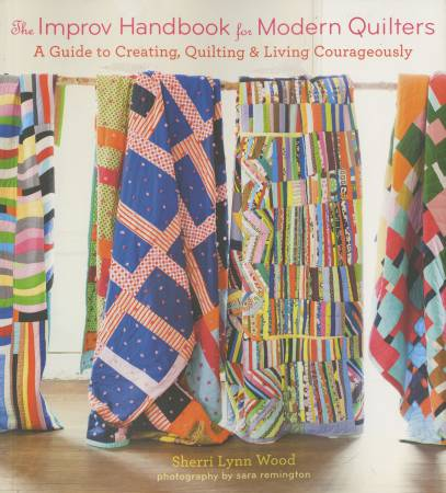 Improv Handbook for Modern Quilters - Softcover