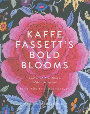 Kaffe Fassett's Bold Blooms - Hardcover