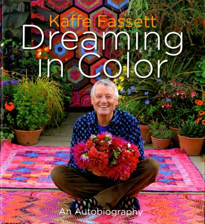 Kaffe Fasset Dreaming In Color  - Hardcover