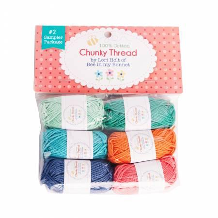 Lori Holt Chunky Thread Sampler 2