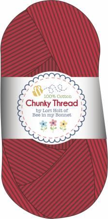 Chunky Thread 50g Cayenne