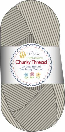 Chunky Thread - Linen - 50g Skein