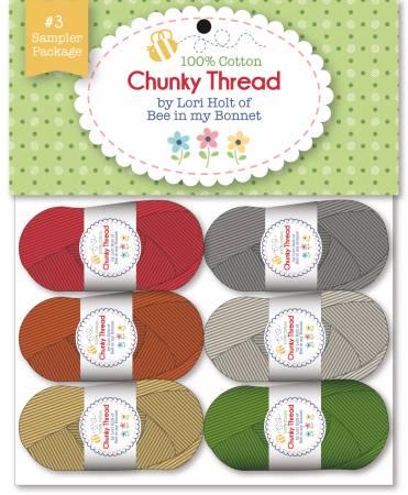 Lori Holt Chunky Thread Sampler 3