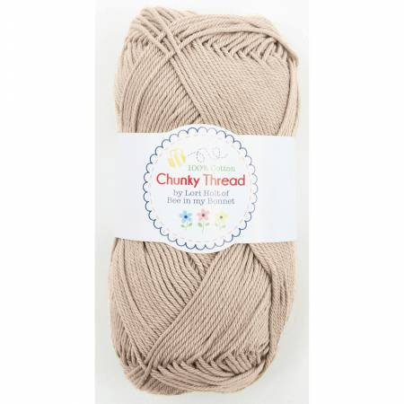 Lori Holt Chunky Thread 50g Wheat