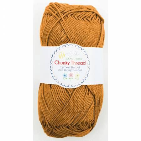 Lori Holt Chunky Thread 50g Butterscotch