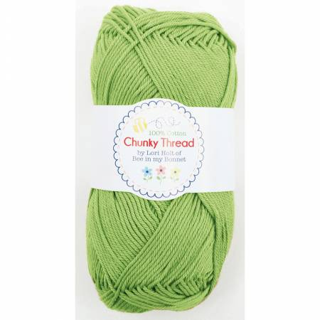 Chunky Thread 50g Spring Green