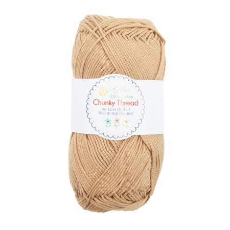 Chunky Thread 50g Nutmeg