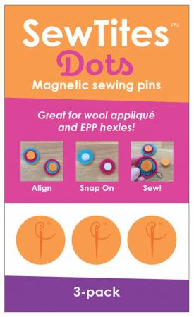 SewTites Magnetic Pin Dots 3pk
