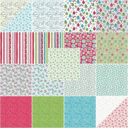 2-1/2in Strips Hearty The Snowman 40pcs/bundle