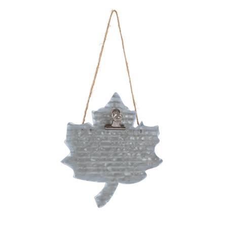 Stacy West Metal Leaf Hanger