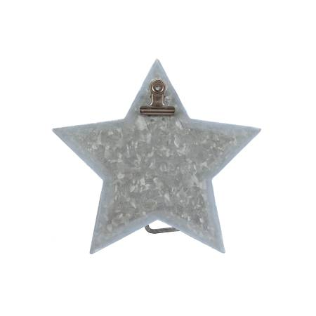 Stacy West Metal Star Clip Easel