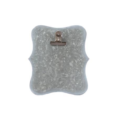 Stacy West Metal Bracket Clip Easel