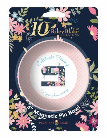 Sew Together Magnetic Pin Bowl 10th Anniversary Edition