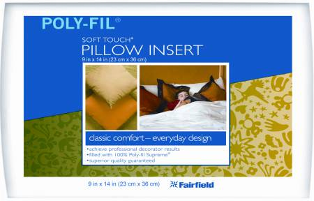 Soft Touch Neckroll Pillow 9in X 14in