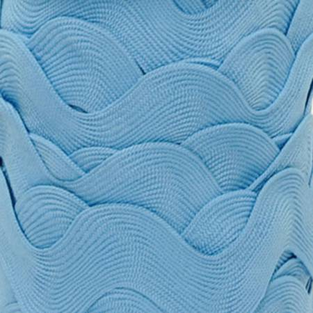 1-1/2 Rick Rack - Medium Blue