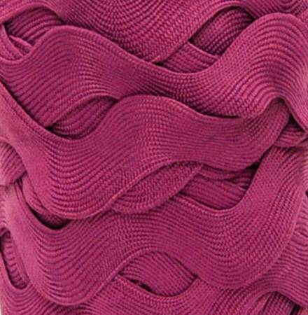 Sew Together Ric Rac Raspberry 1-1/2in