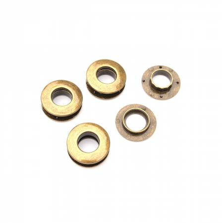 Grommets Snap - 1 hole - 4ct