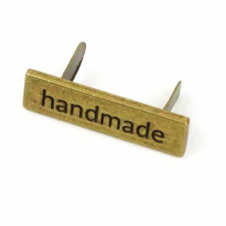 Serif Handmade Label Antique