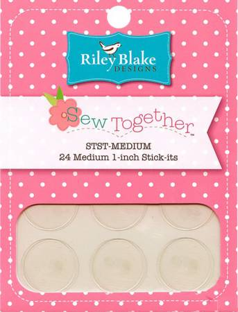 Sew Together Glue Dots 1in