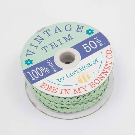 Vintage Trim 1/4in (3.5mm) Sweet Mint