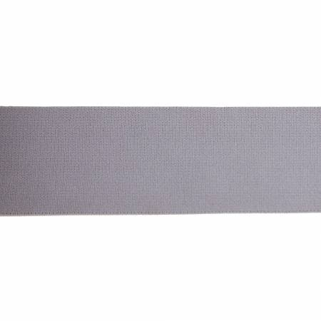 Sew Together 2 Inch Waistband Elastic Gray by Riley Blake  STWBE2-GRAY