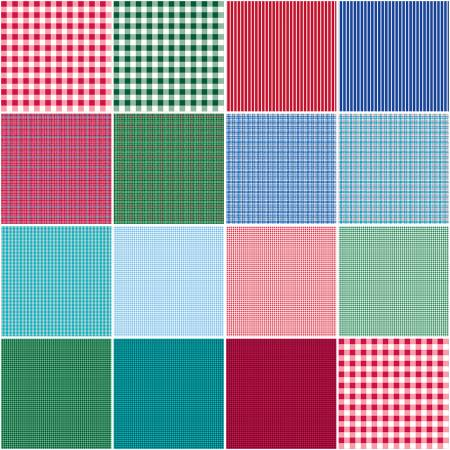 Warp & Weft Holiday - 2-1/2in Strips - 40pcs