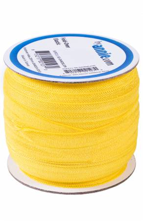 Fold-over Elastic 3/4in - Dandelion