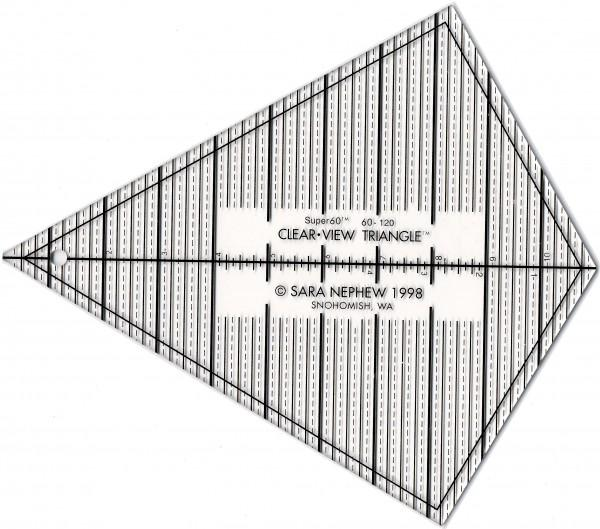 Clearview Triangle Super 60 Combination