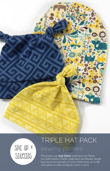 Triple Hat Pack