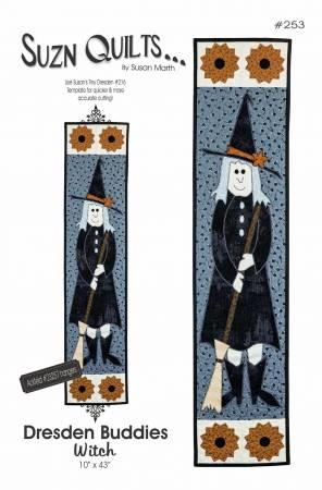 Dresden Buddies Witch Wool Kit