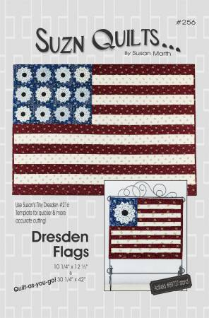 Dresden Flags designed by Suzn Quilts