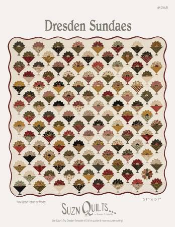 Dresden Sundaes Pattern