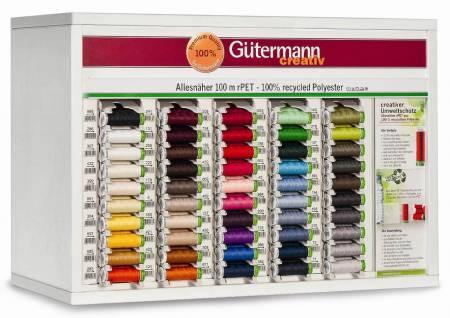 Gutermann Recycled Polyester Thread Assortment